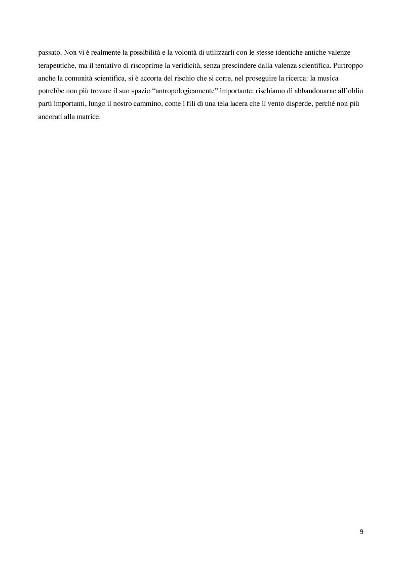 Anteprima della tesi: La follia nella canzone popolare italiana: la musica popolare italiana come strumento di riabilitazione psichiatrica in una esperienza di tirocinio nel Centro Semiresidenziale Vincenzo Chiarugi, Pagina 5
