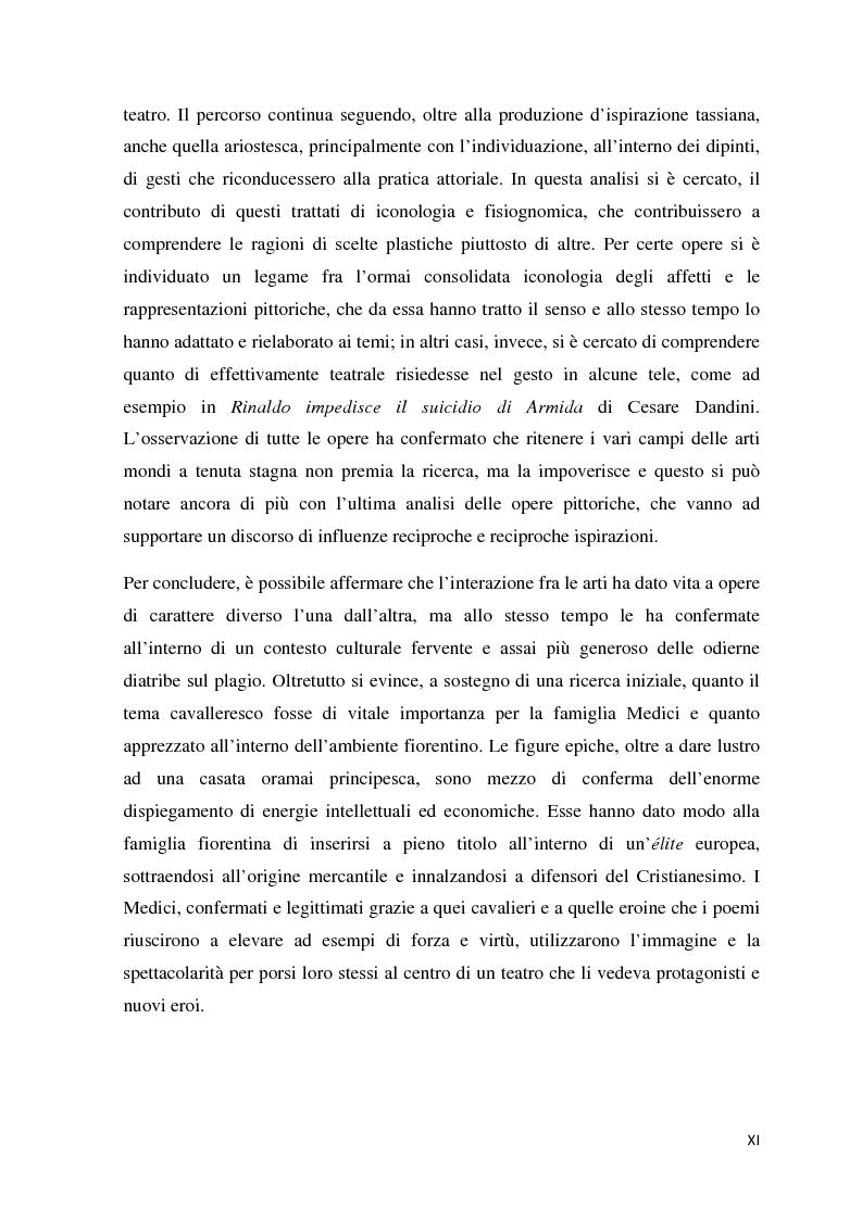 Anteprima della tesi: Al servizio del Granduca: l'epica e lo spettacolo delle armi, Pagina 12