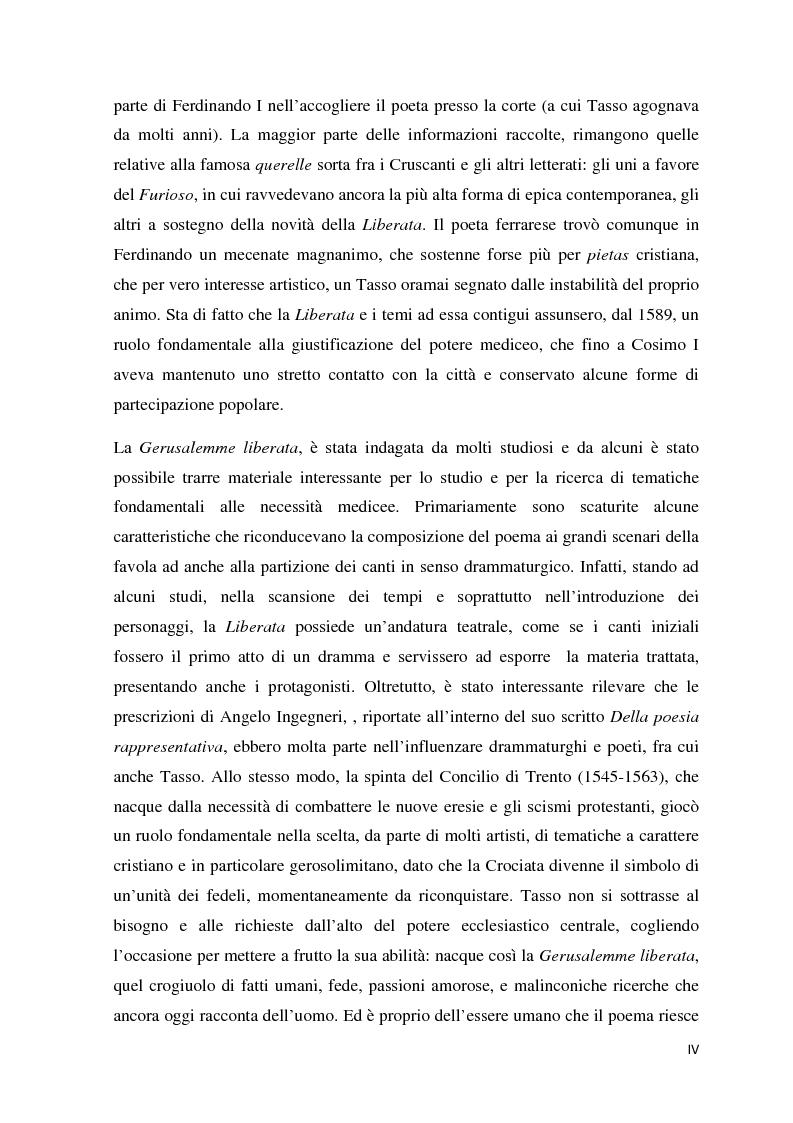 Anteprima della tesi: Al servizio del Granduca: l'epica e lo spettacolo delle armi, Pagina 5