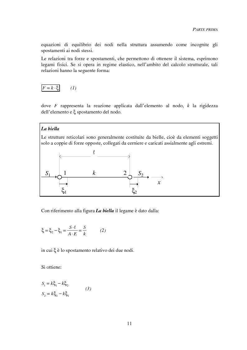 Anteprima della tesi: Progettazione automatica delle strutture reticolari spaziali, Pagina 7
