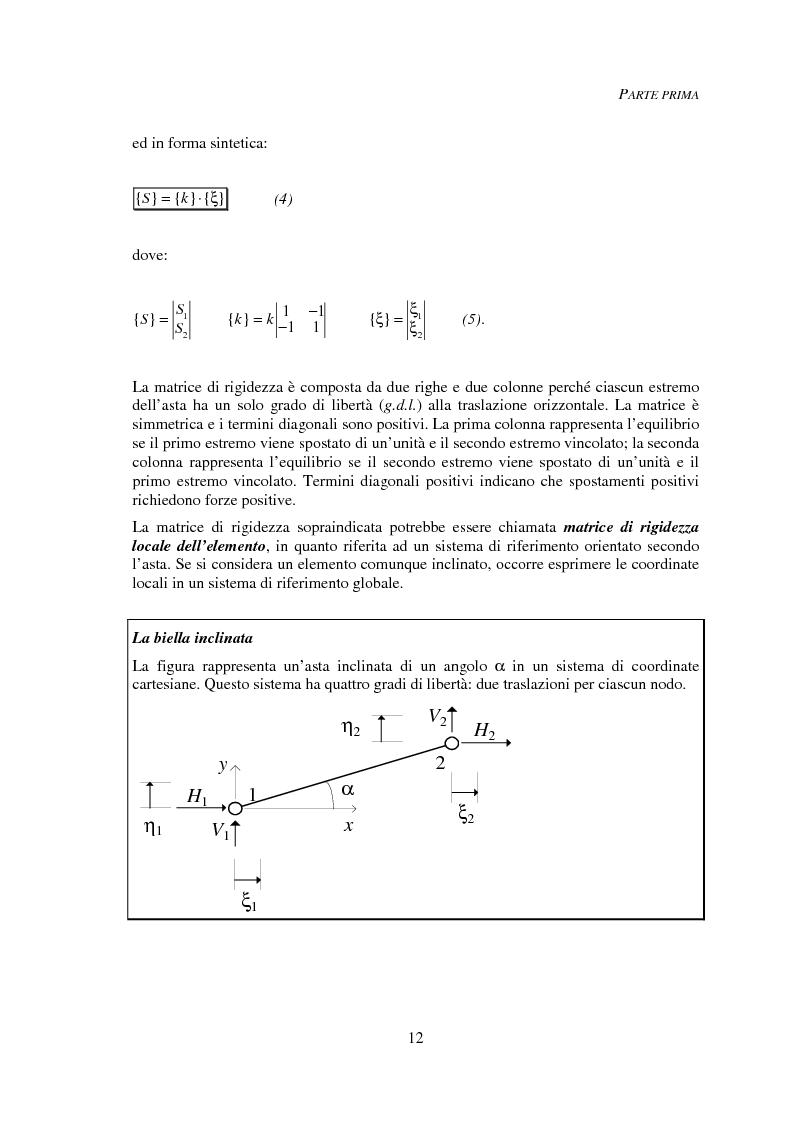 Anteprima della tesi: Progettazione automatica delle strutture reticolari spaziali, Pagina 8