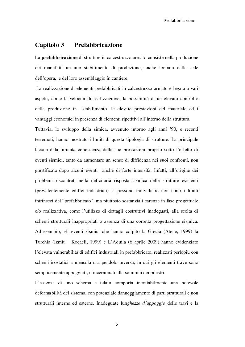 Anteprima della tesi: Utilizzo dei pannelli prefabbricati portanti nell'edilizia residenziale, Pagina 3