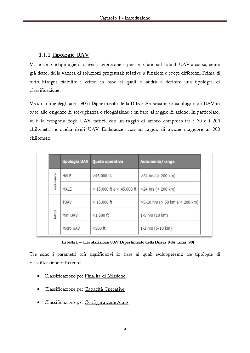 Anteprima della tesi: Studio fluidodinamico preliminare di velivolo UAV: esecuzione del calcolo e analisi dei risultati, Pagina 4