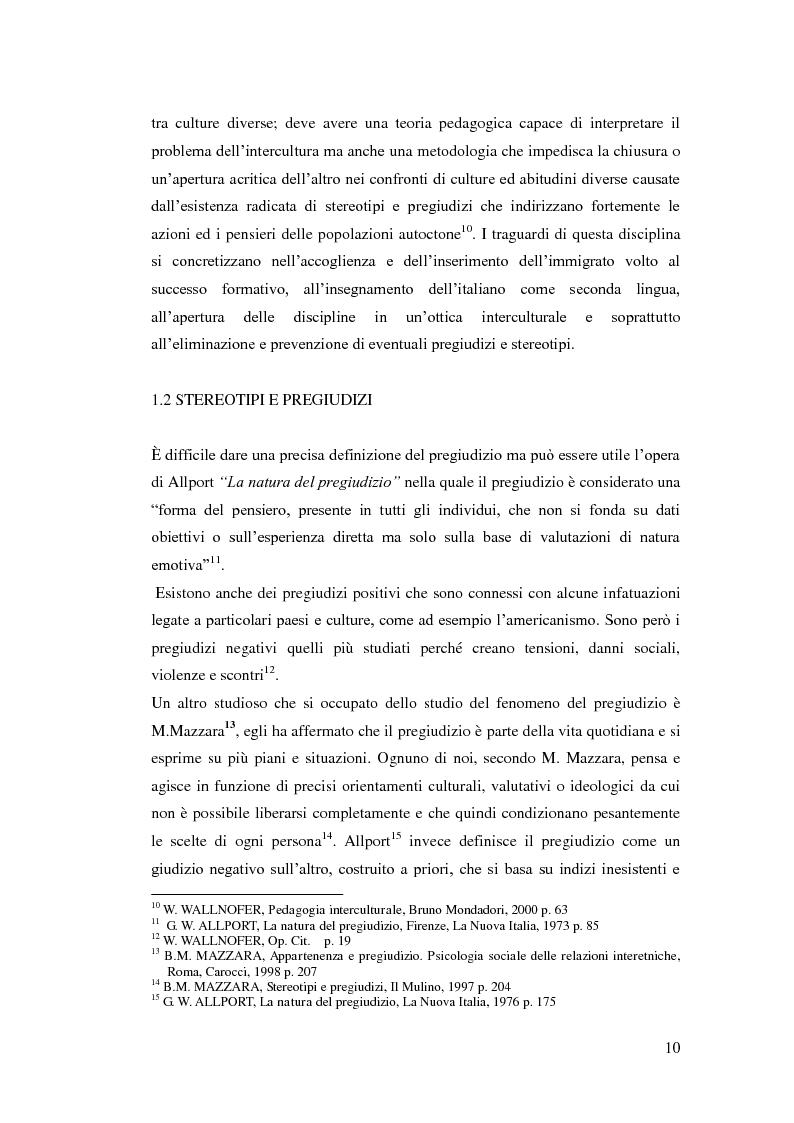 Anteprima della tesi: Cinema e cultura delle differenze, Pagina 4