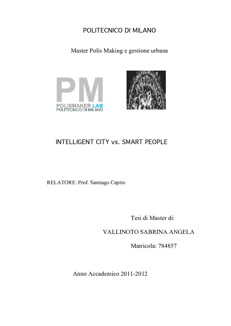 Politecnico di milano master polis making e gestione for Politecnico milano iscrizione