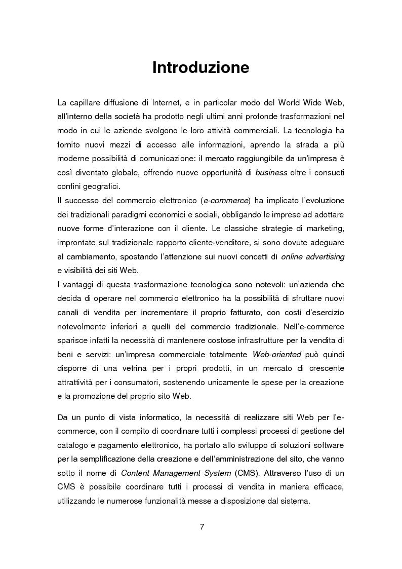 Implementazione di un modulo per il pagamento elettronico in Magento - Tesi di Laurea
