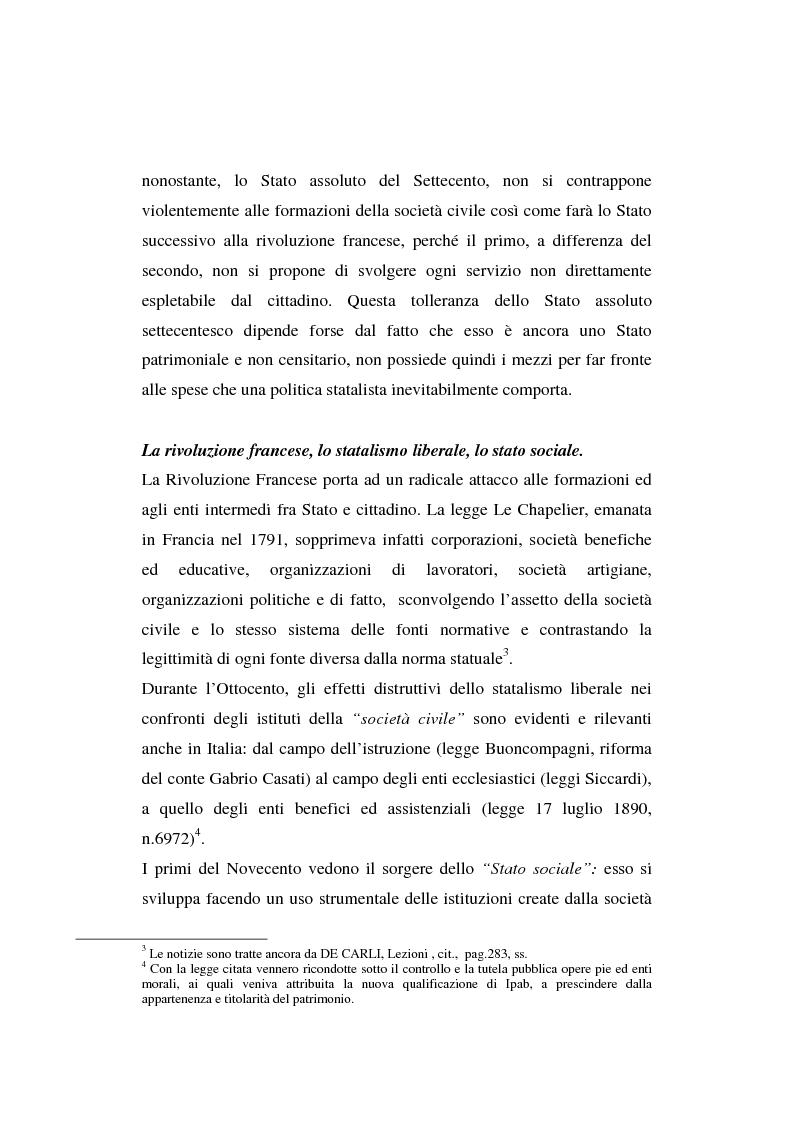 Anteprima della tesi: Gli enti non lucrativi, Pagina 4
