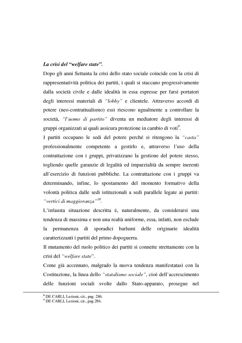 Anteprima della tesi: Gli enti non lucrativi, Pagina 7