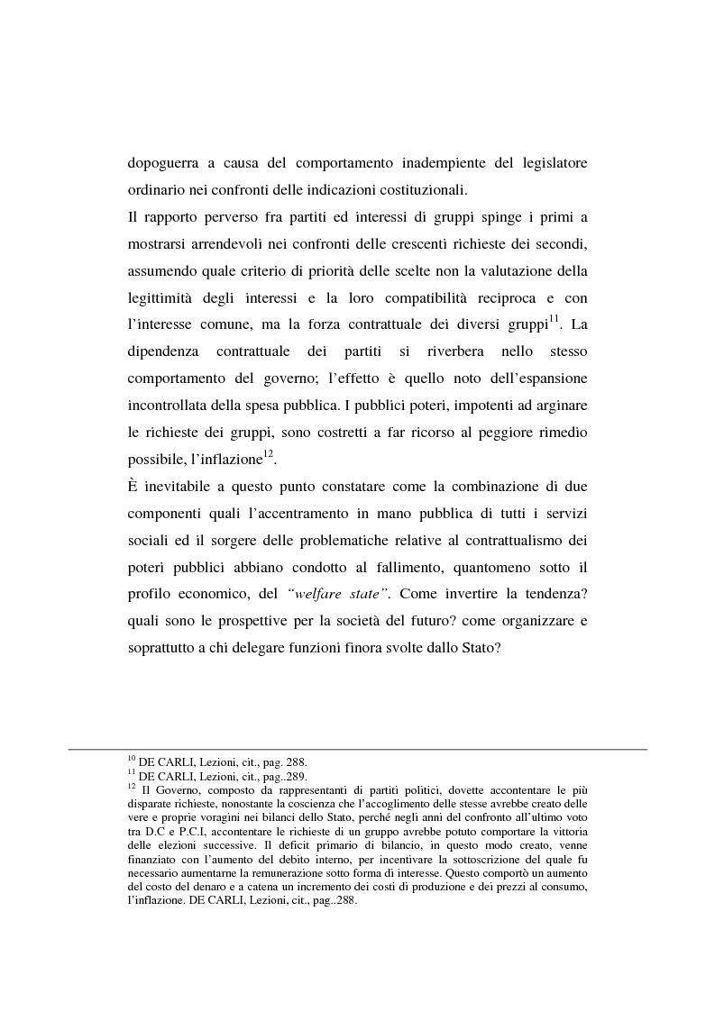 Anteprima della tesi: Gli enti non lucrativi, Pagina 8