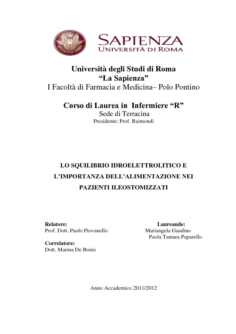 universit224 degli studi di roma �la sapienza� i facolt224 di