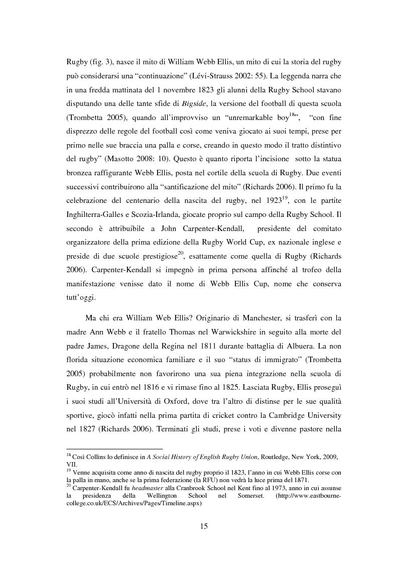 Estratto dalla tesi: Antropologia del rugby. Un esempio di indigenizzazione della modernità o di modernità ''maorizzata''?