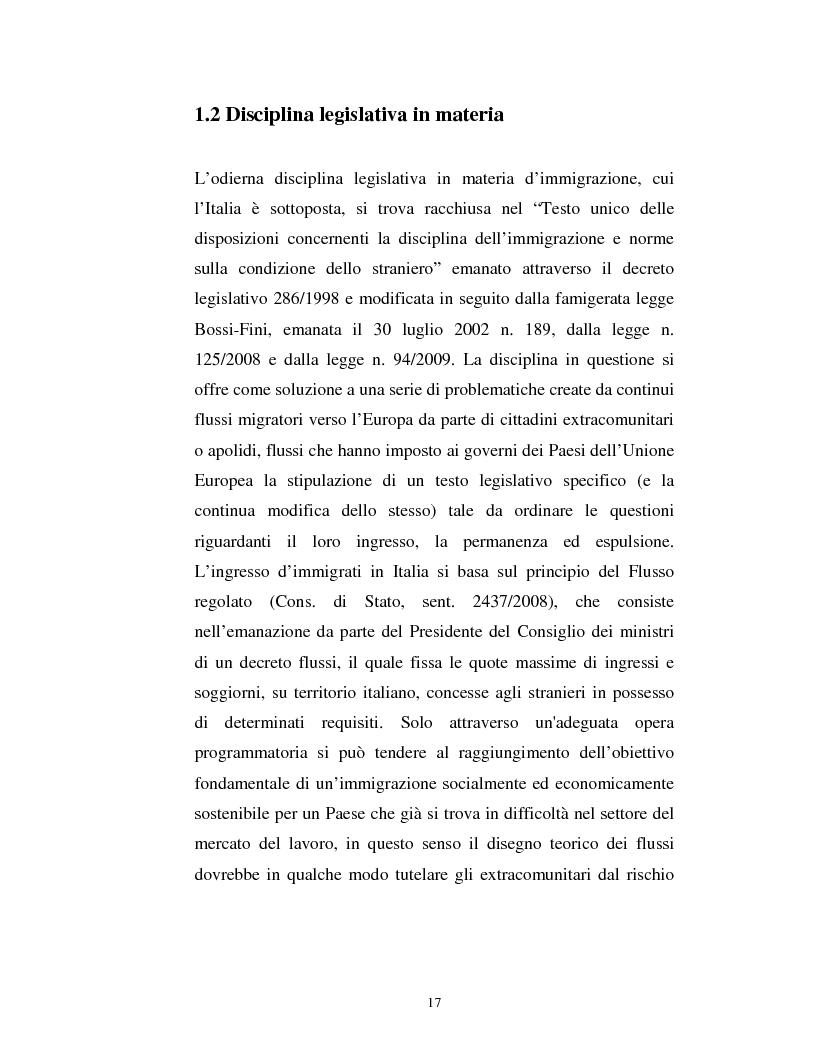 Estratto dalla tesi: Comunità cinesi e integrazione giuridica. Una prospettiva pedagogica