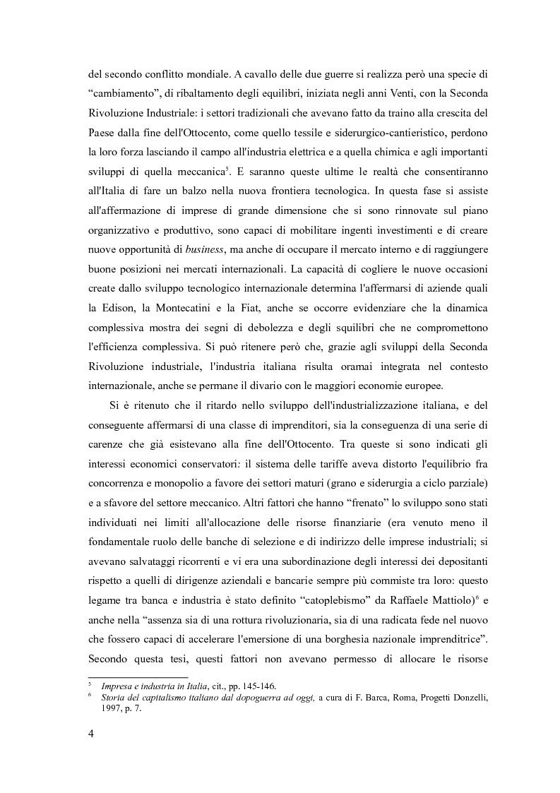 Estratto dalla tesi: Il gruppo Ferruzzi e la figura di Raul Gardinii: la scalata alla Montedison