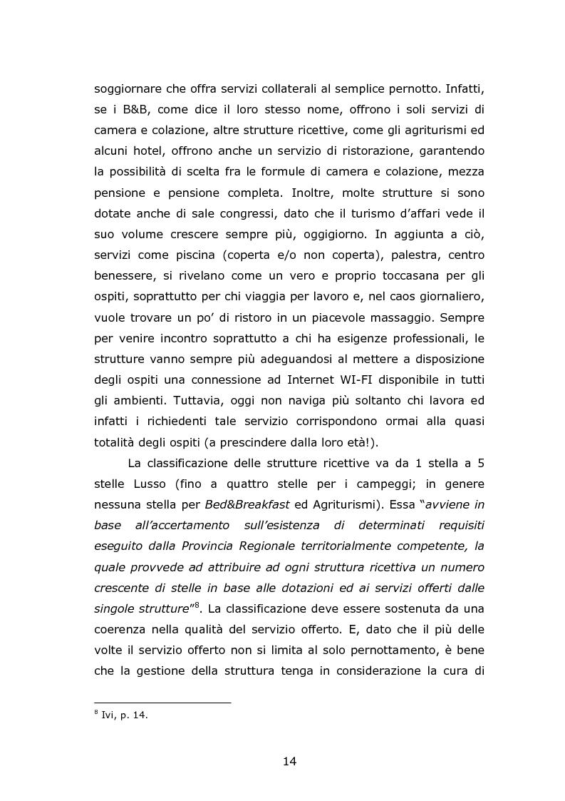 """Estratto dalla tesi: """"Hello, do you speak English?"""" - L'inglese scritto e parlato nelle strutture alberghiere siciliane"""