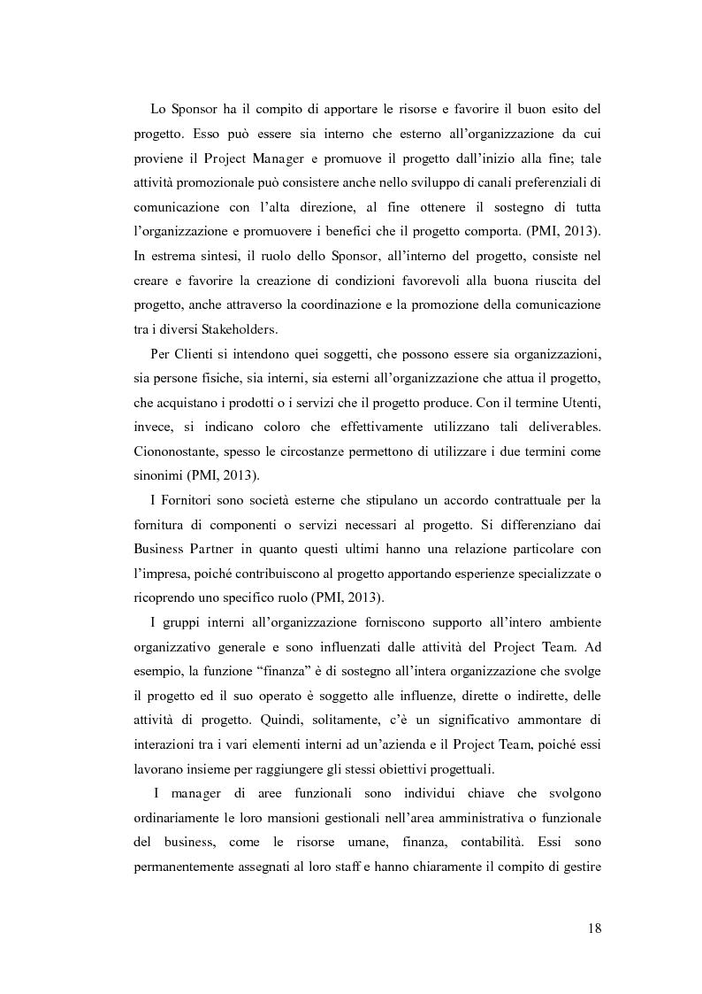 Estratto dalla tesi: Alcune considerazioni sulle applicazioni di modelli avanzati di schedulazione