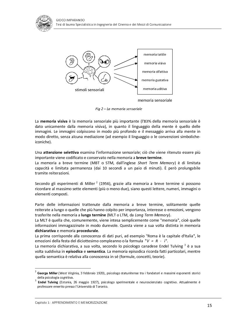Estratto dalla tesi: Gioco imparando - Progettazione e realizzazione di un videogioco didattico per bambini per la sensibilizzazione sulla raccolta differenziata