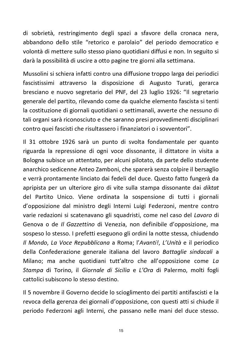 Estratto dalla tesi: Libertà sulla carta. Per una visione d'insieme sul condizionamento dell'informazione  in Italia