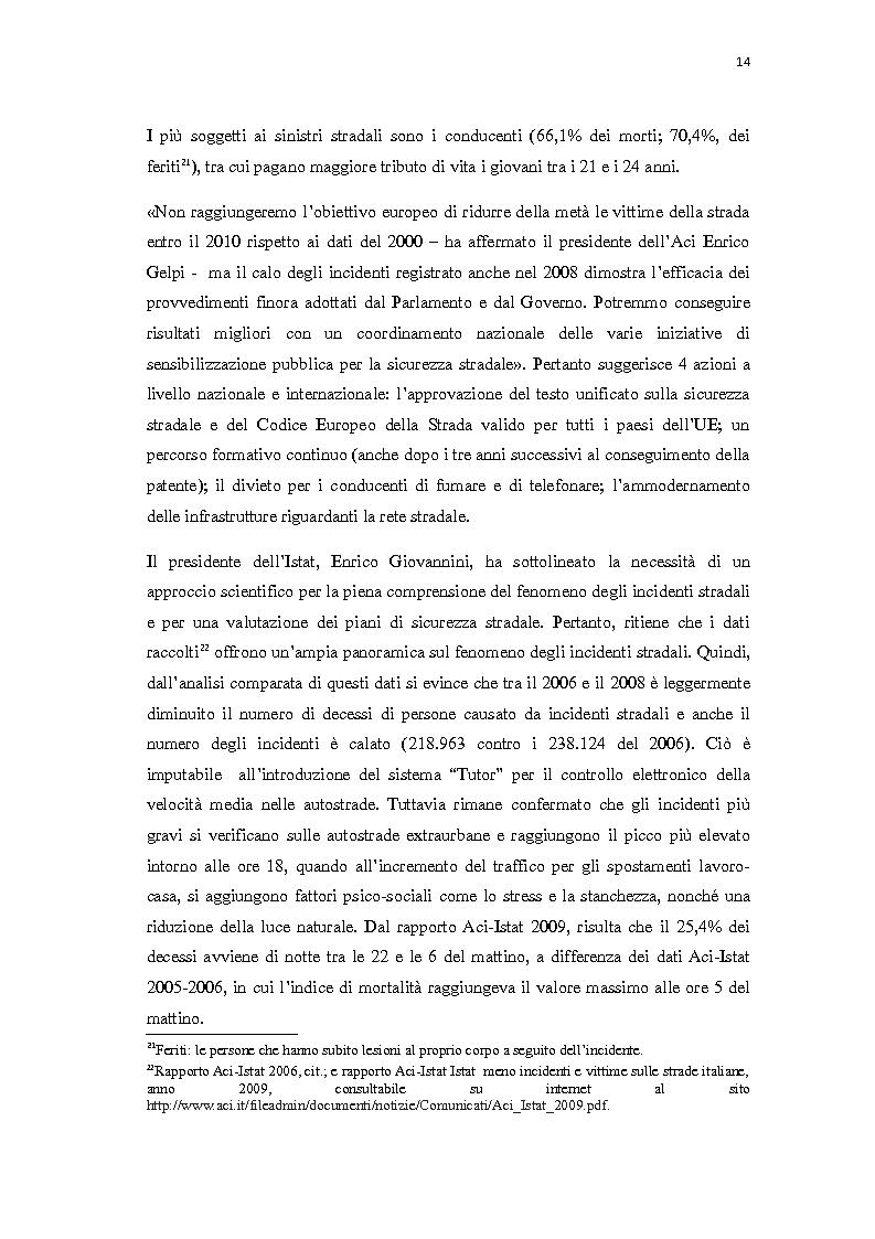 Estratto dalla tesi: Riposo: strumento di valorizzazione delle performance quotidiane degli individui