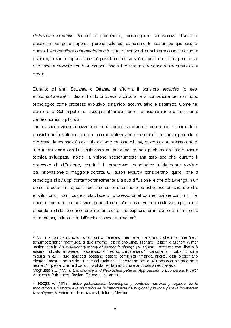 Estratto dalla tesi: Il valore strategico dei processi di innovazione aperta per le PMI italiane. La valutazione delle performance nel settore dell'arredamento