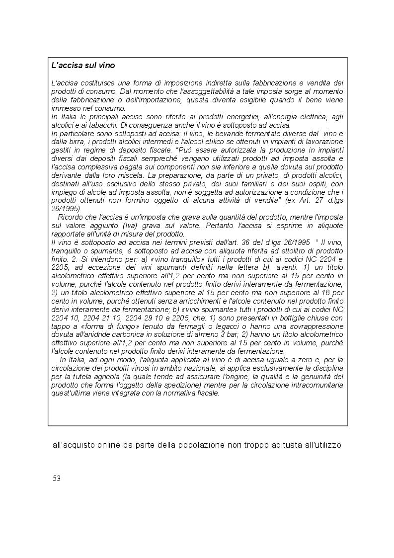 Estratto dalla tesi: La determinazione del prezzo del vino: il caso del distretto delle Langhe