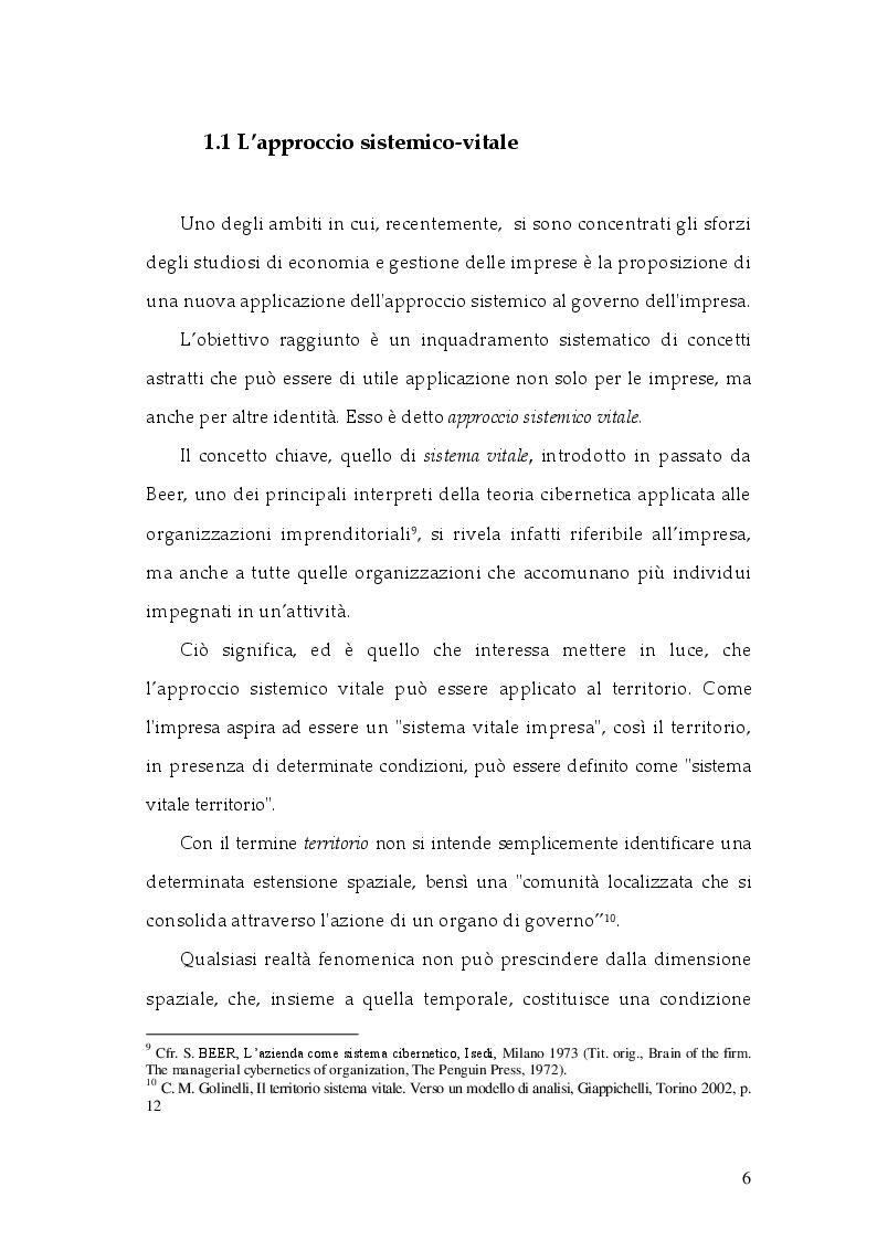 Anteprima della tesi: Criticità e fattori di valorizzazione della Comunità Montana Valli Po-Bronda-Infernotto, Pagina 6