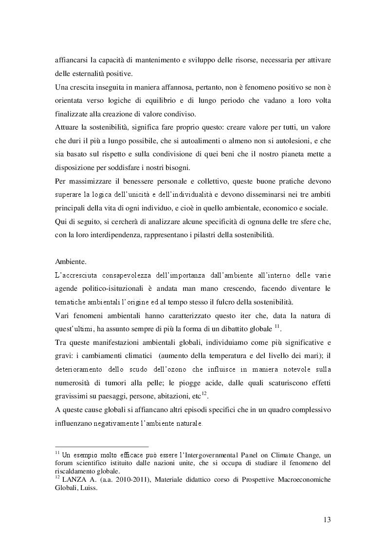 Estratto dalla tesi: Il ruolo strategico della CSR e della Corporate Reputation. Il caso Eni in Africa