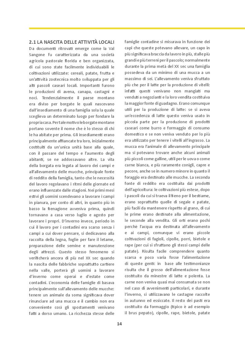 Estratto dalla tesi: Alta Val Sangone. Nuove opportunità generate dal territorio.