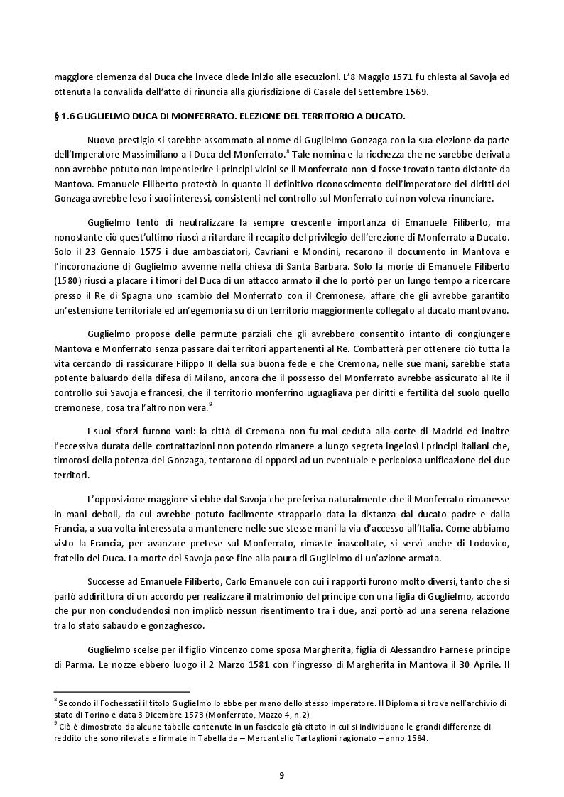Estratto dalla tesi: Lorenzo Costa il giovane alla corte di Guglielmo Gonzaga: la Camera dello Zodiaco nel Palazzo Ducale di Mantova