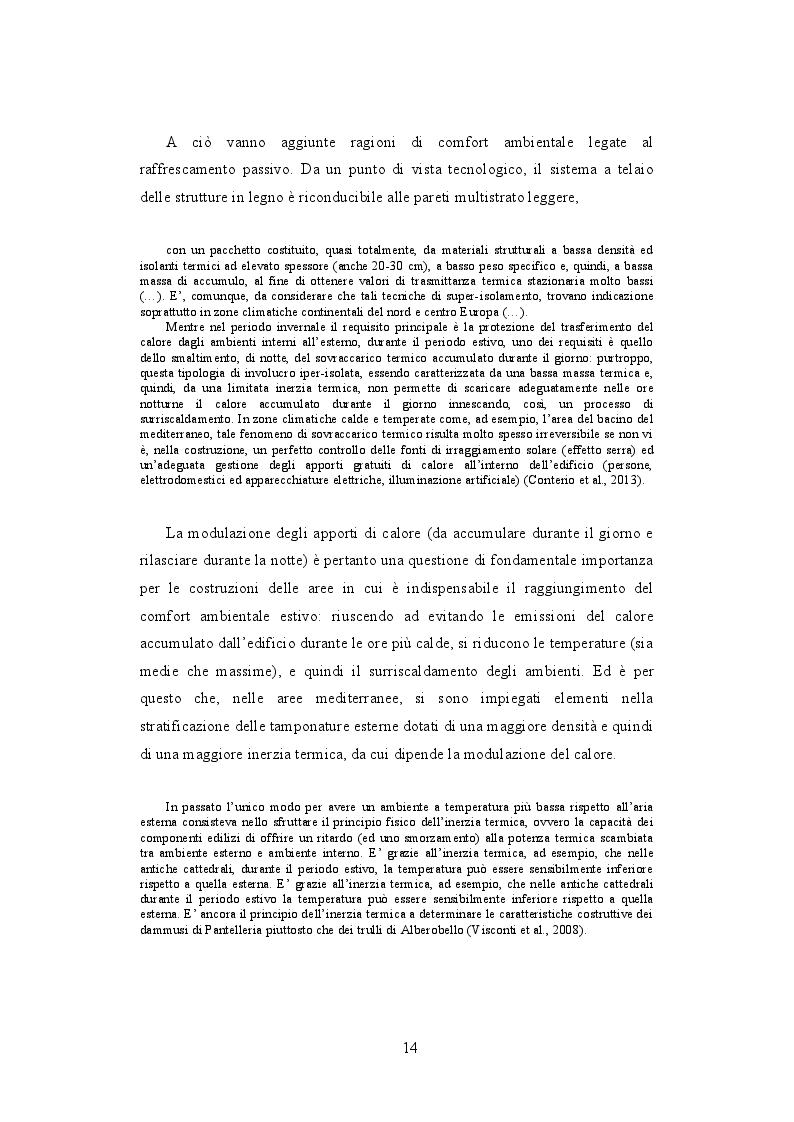 Estratto dalla tesi: L'impiego della risorsa legno tra innovazione, ambiente e cultura. Scenari di sviluppo del settore delle costruzioni in legno nel contesto italiano
