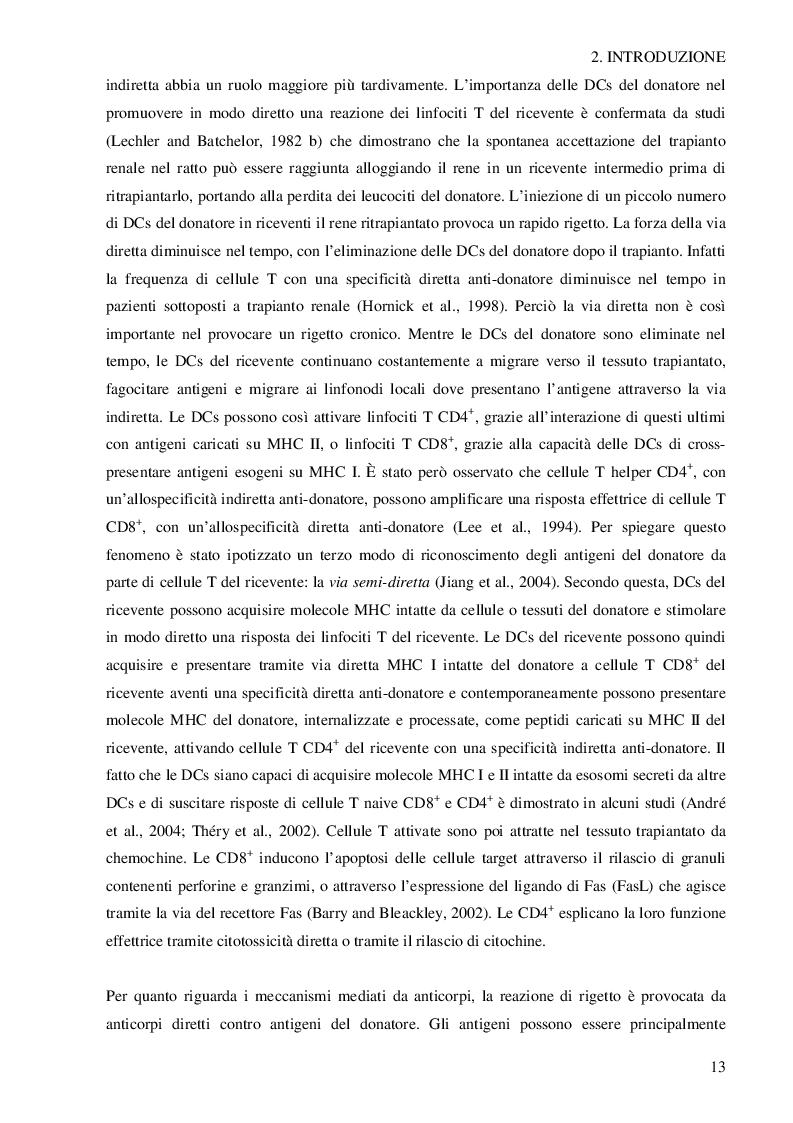 Estratto dalla tesi: TIR8, un membro dei Toll/IL-1Receptors, modula il danno da ischemia e riperfusione nel trapianto di rene, inibendo l'espansione dei leucociti residenti
