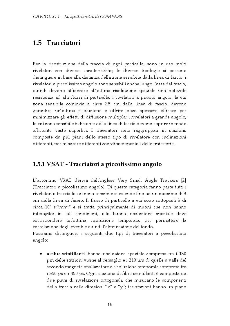 Estratto dalla tesi: Progettazione e costruzione di un dispositivo ultraleggero per la regione ad alta ionizzazione del rilevatore rich-1 dell'esperimento Compass
