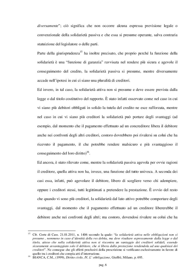 Estratto dalla tesi: Le obbligazioni dei condòmini nella riforma del condominio