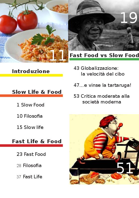 Indice della tesi: Nuovi stili di vita e consumo: un progetto di interaction design - Storytelling per bambini, Pagina 1