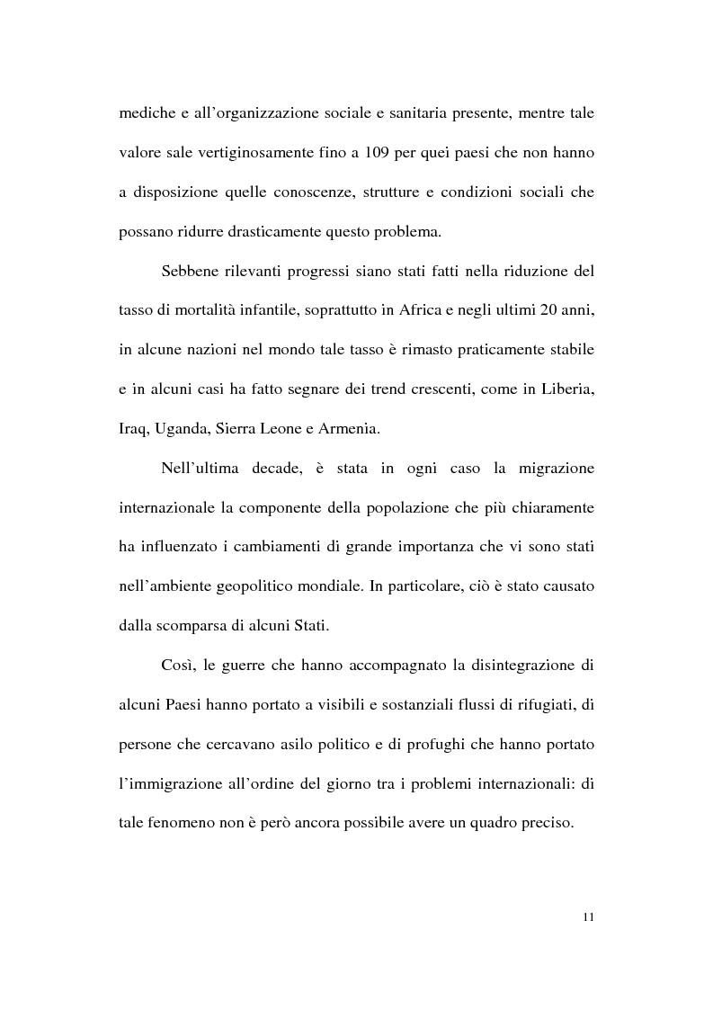 Anteprima della tesi: Genesi e prospettive della politica europea per la gioventù, Pagina 11