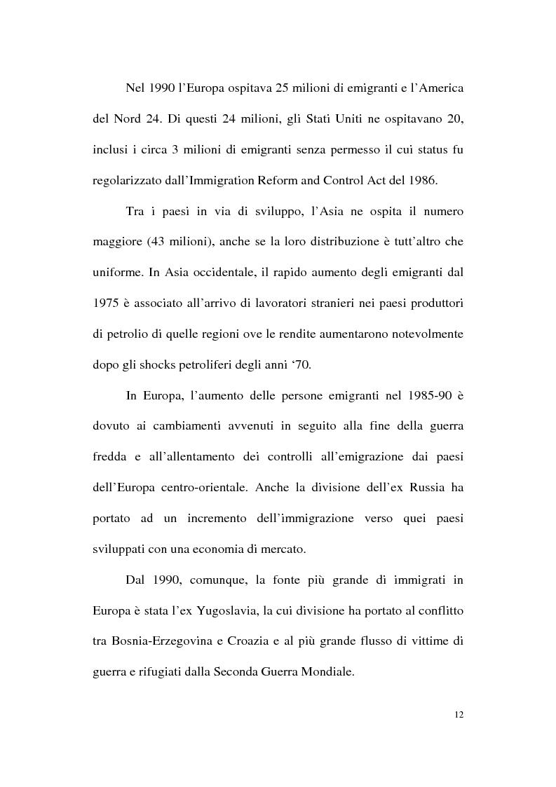 Anteprima della tesi: Genesi e prospettive della politica europea per la gioventù, Pagina 12