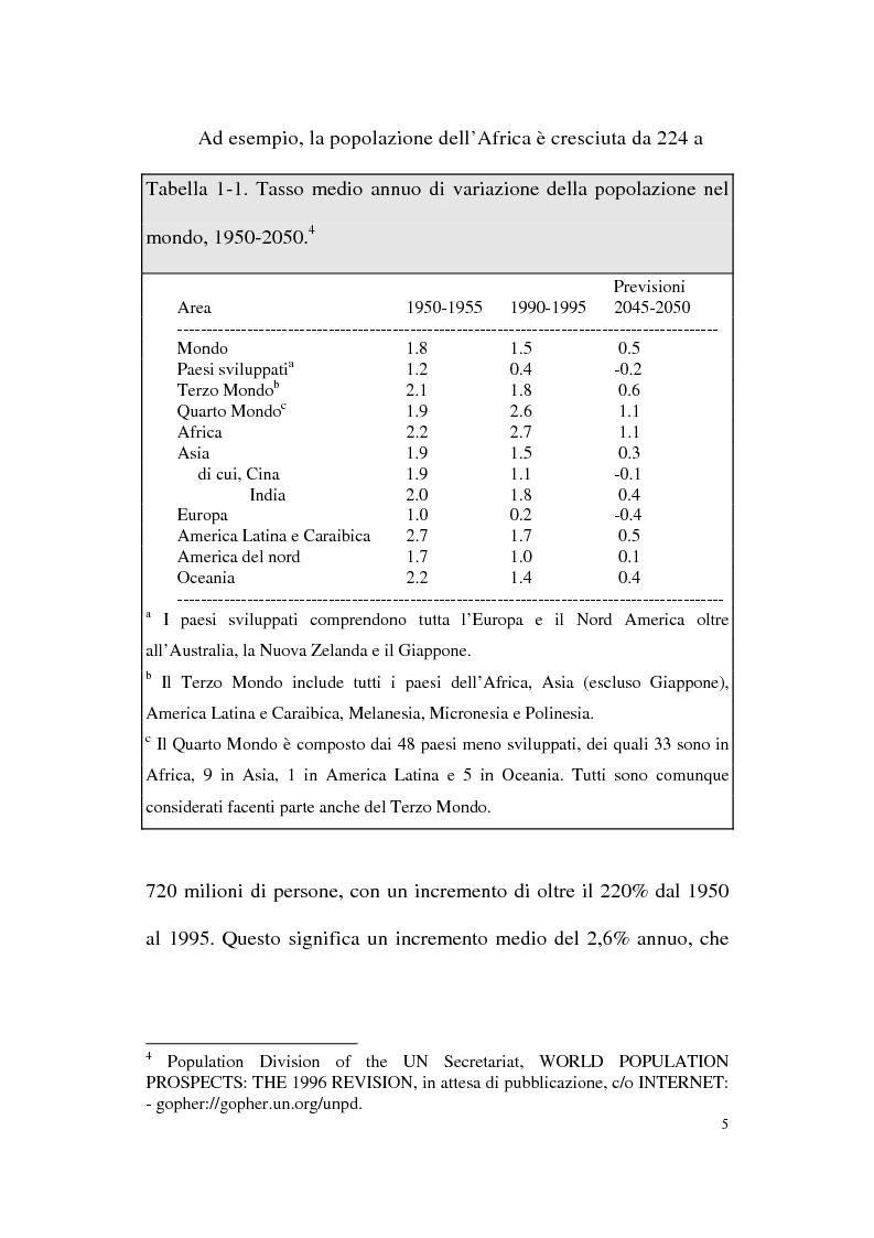 Anteprima della tesi: Genesi e prospettive della politica europea per la gioventù, Pagina 5