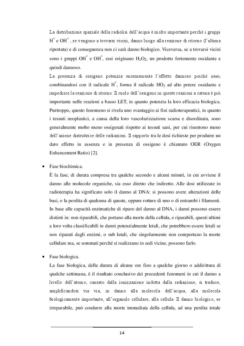 Estratto dalla tesi: Caratterizzazione di dosimetri a termoluminescenza per applicazioni dosimetriche in radioterapia intraoperatoria