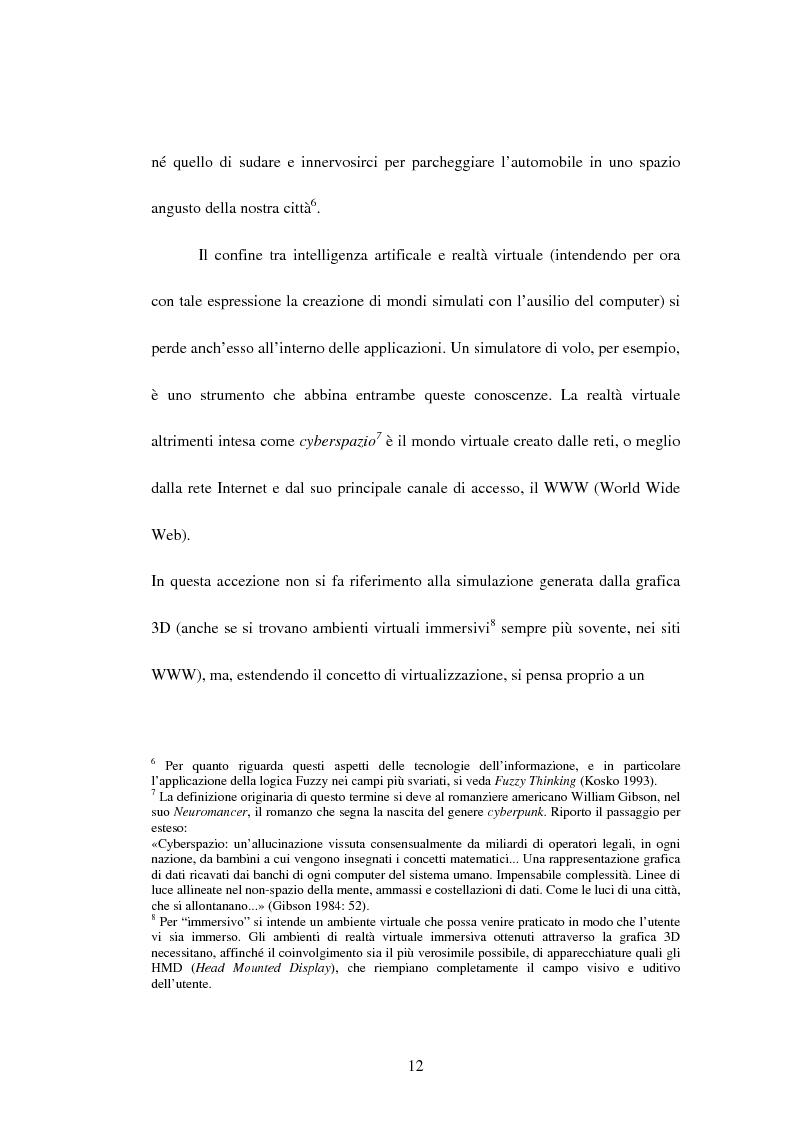 Anteprima della tesi: La recente evoluzione dei media digitali e le sue conseguenze sul pensiero filosofico, Pagina 10
