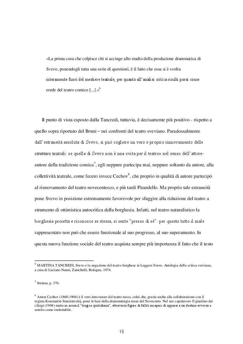 Estratto dalla tesi: Commento e interpretazione de ''La Rigenerazione'' di Italo Svevo