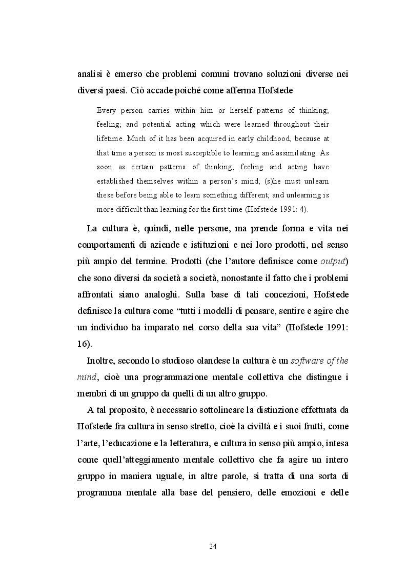 Estratto dalla tesi: La dimensione culturale nella traduzione del linguaggio giuridico inglese