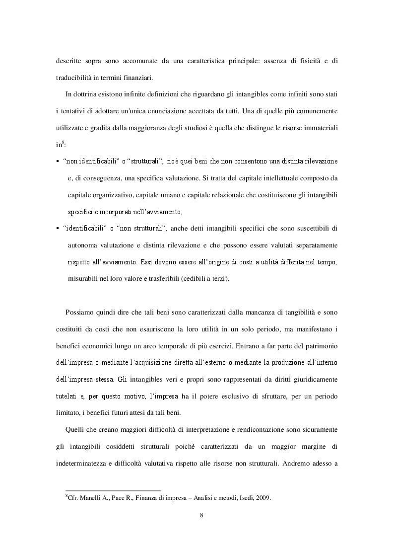 Estratto dalla tesi: L'importanza degli intangibles: il caso Brunello Cucinelli spa