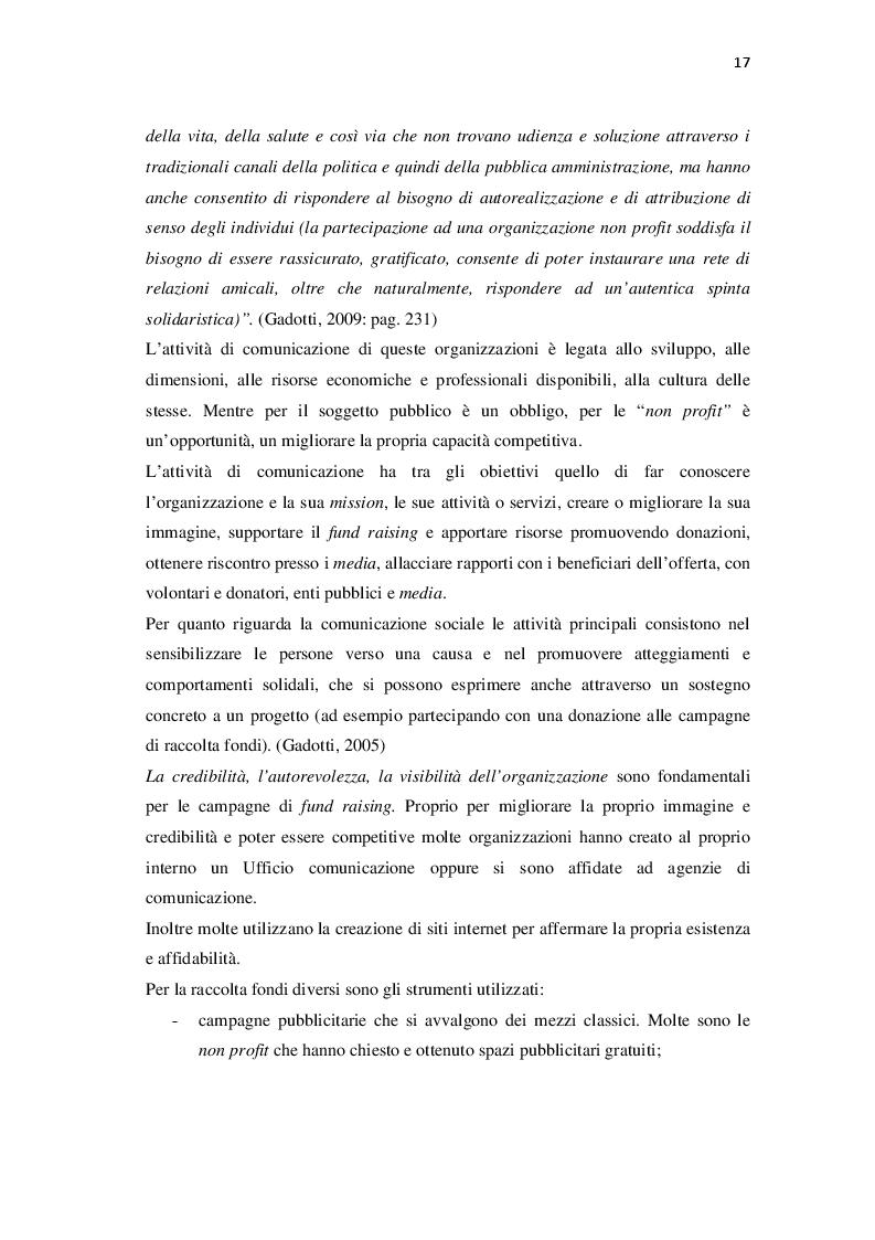 Estratto dalla tesi: Pubblicità sociale e web communication: il caso delle adozioni internazionali