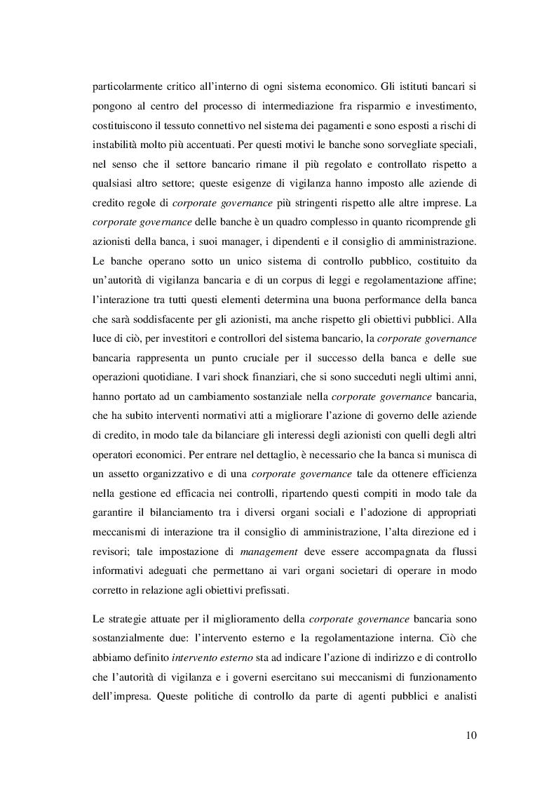 Estratto dalla tesi: La corporate governance: l'evoluzione delle quote rosa