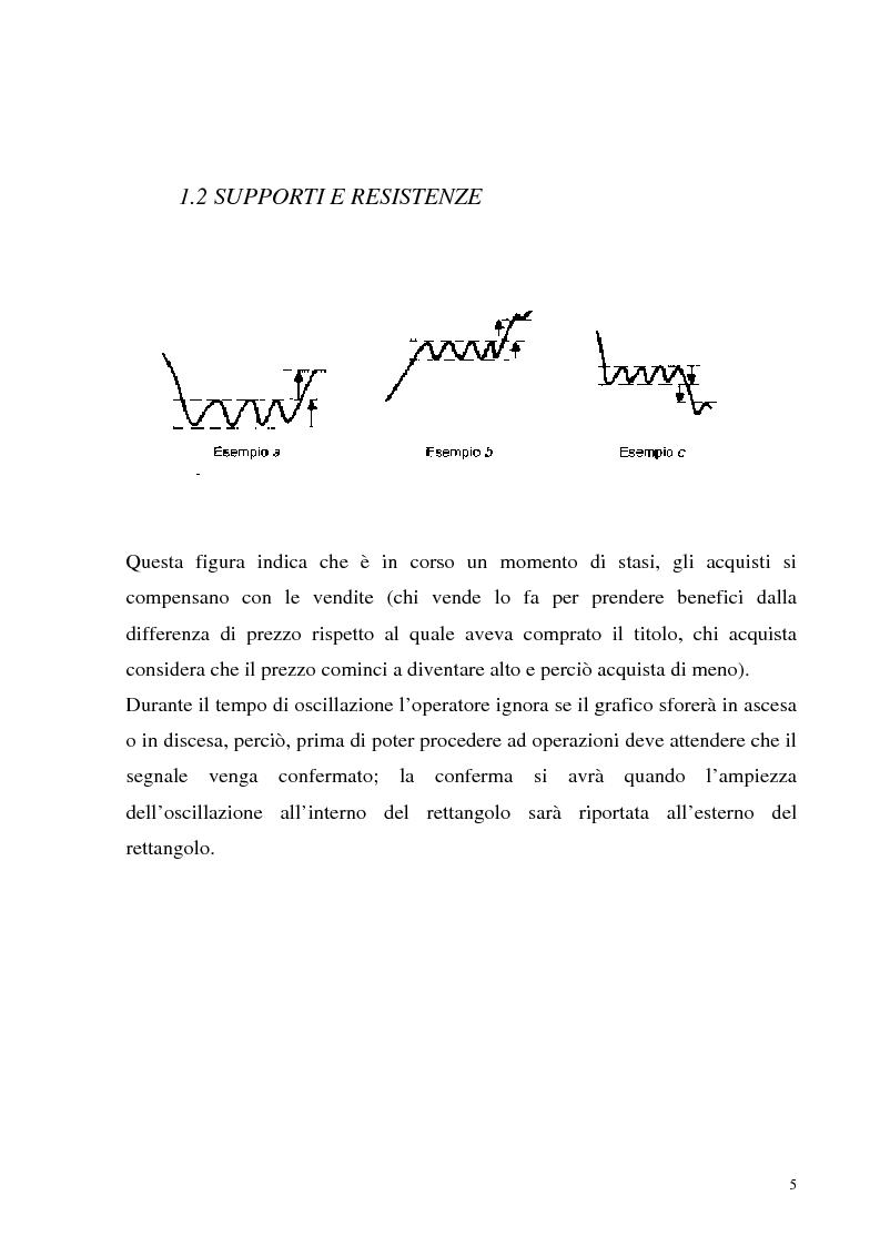 Anteprima della tesi: Teoria dei giochi ed analisi tecnica: un'applicazione ai mercati finanziari, Pagina 3