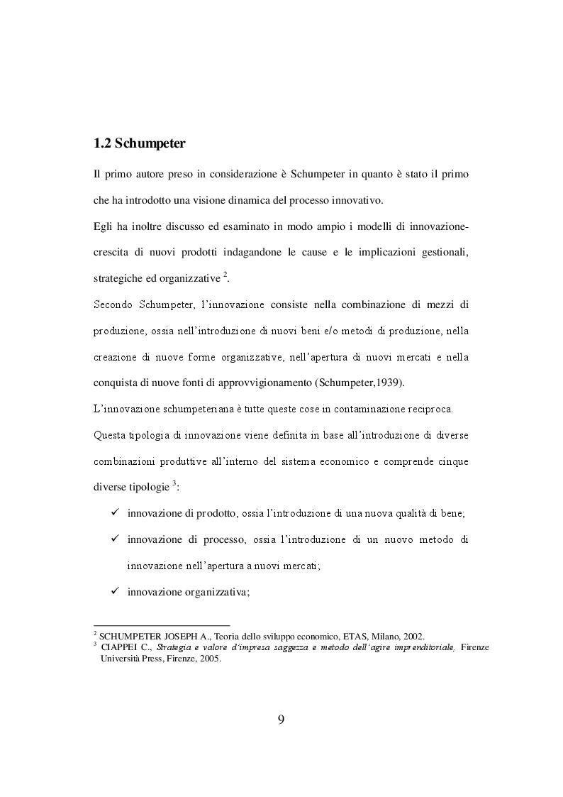 Anteprima della tesi: L'innovazione del business model nei settori produttivi maturi: il caso Indesit Company, Pagina 4