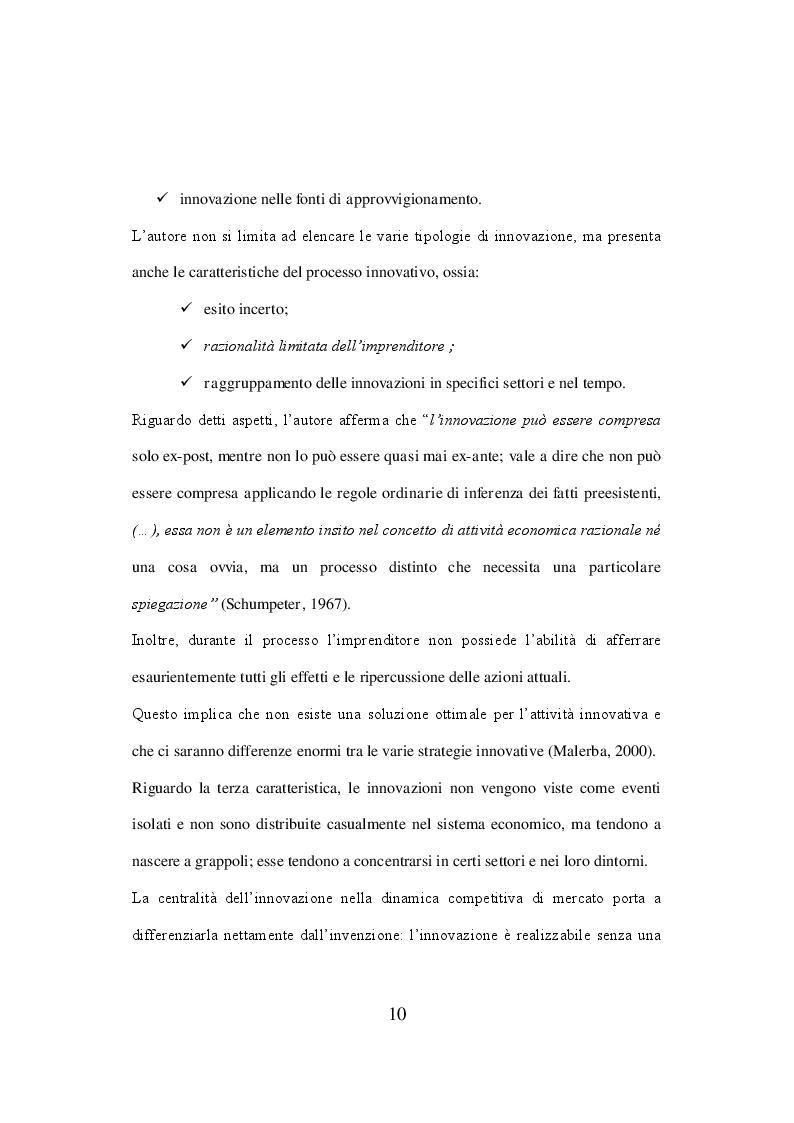 Anteprima della tesi: L'innovazione del business model nei settori produttivi maturi: il caso Indesit Company, Pagina 5