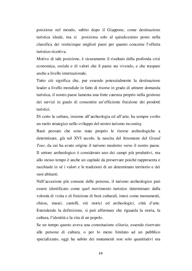 Estratto dalla tesi: Per un progetto territoriale del sito archeologico di Paestum