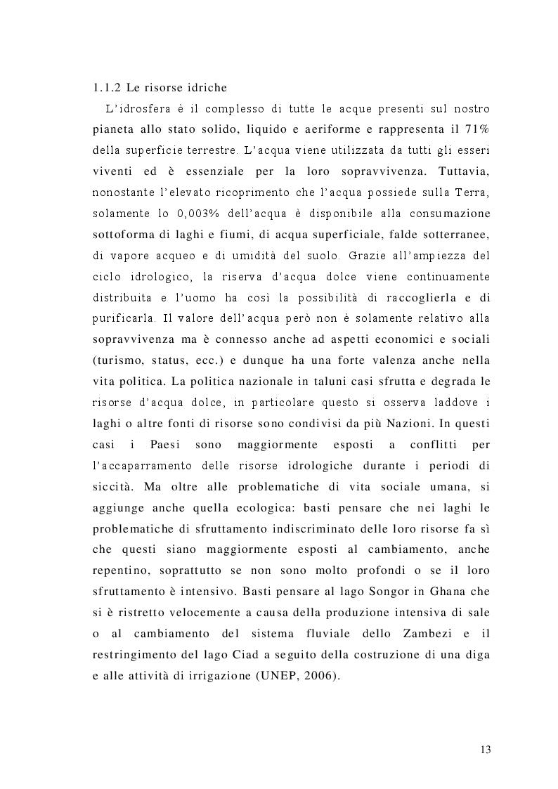 Estratto dalla tesi: Le biotossine algali come esempio di impatto ambientale: il caso di Ostreopsis