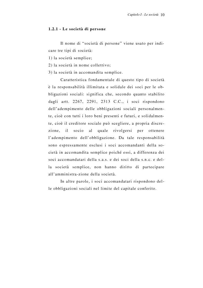 Anteprima della tesi: Le liquidazioni: aspetti economico-aziendali e di diritto positivo, Pagina 5