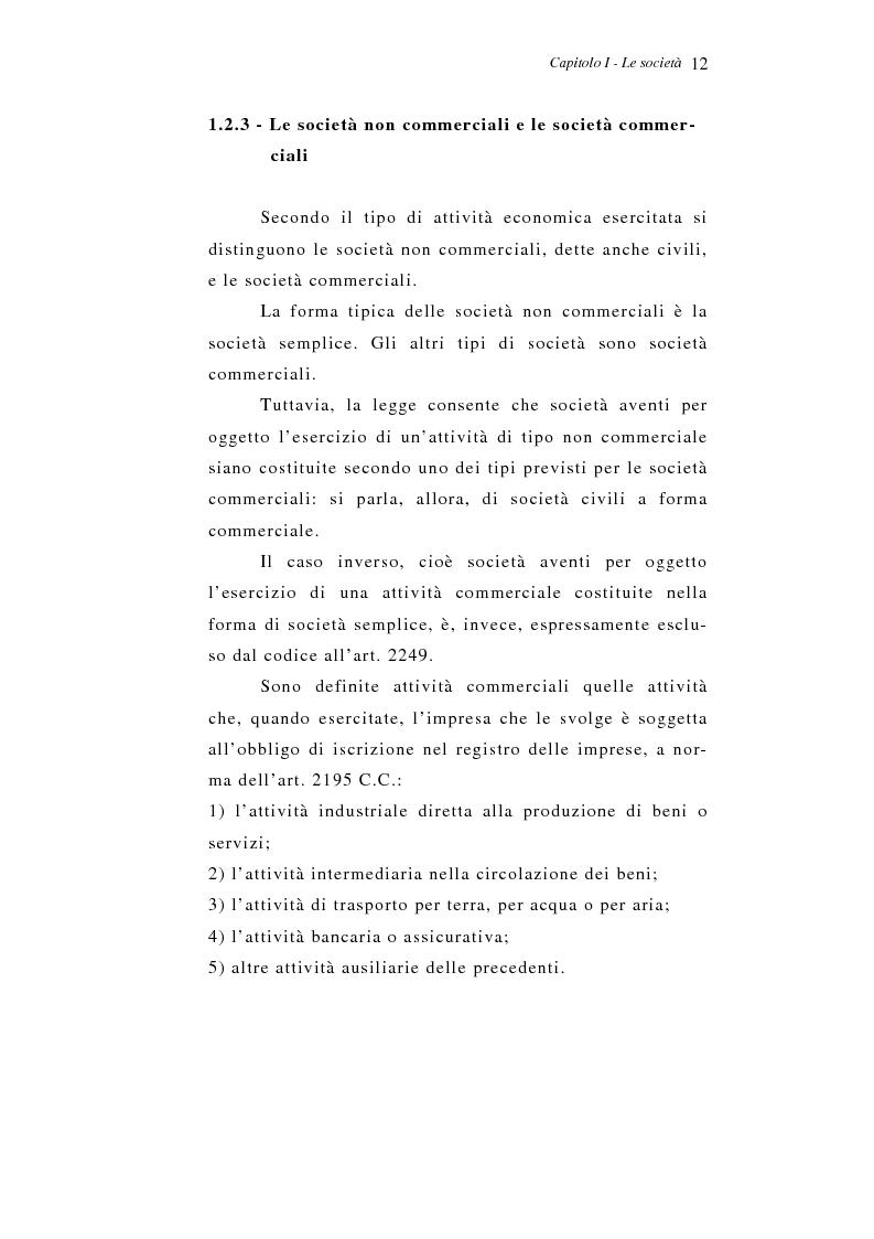 Anteprima della tesi: Le liquidazioni: aspetti economico-aziendali e di diritto positivo, Pagina 7